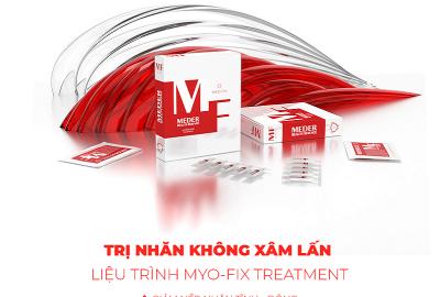 Myo-Fix Treatment - điều trị nếp nhăn không xâm lấn hiệu quả sau 1 tháng