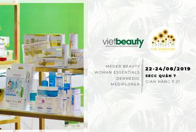 The Sunshine đã sẵn sàng tham dự VietBeauty – triển lãm thương mại chuyên ngành làm đẹp lớn nhất Việt Nam.