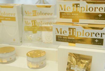 Dược mỹ phẩm Mediplorer - chăm sóc da đúng chuẩn người Nhật