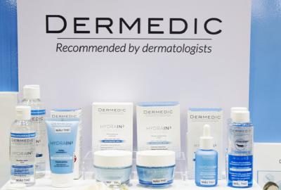 Cấp ẩm cho da cùng dược mỹ phẩm Dermedic