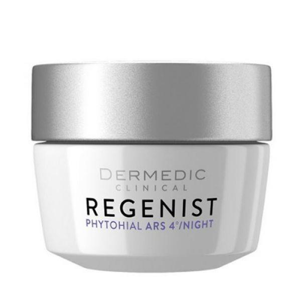 REGENIST ARS 4 PHYTOHIAL Firming Night Cream Supporting Skin Regeneration