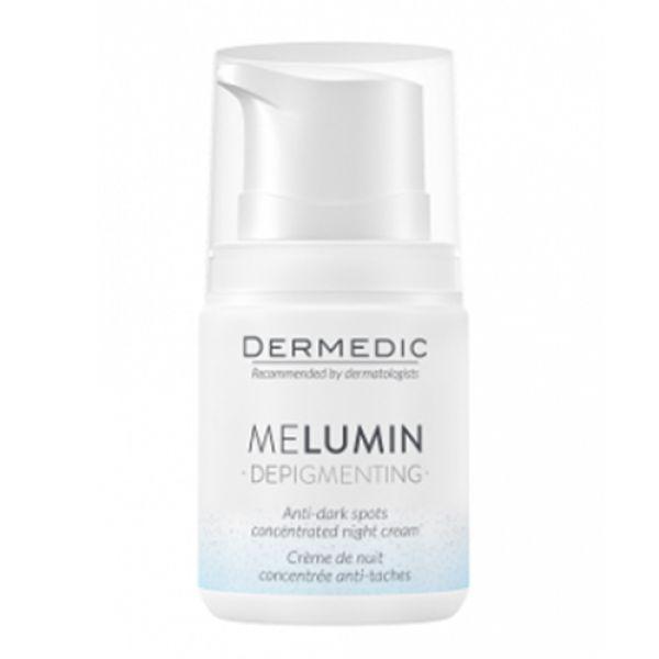 MELUMIN Anti-Dark Spots Concentrated Night Cream