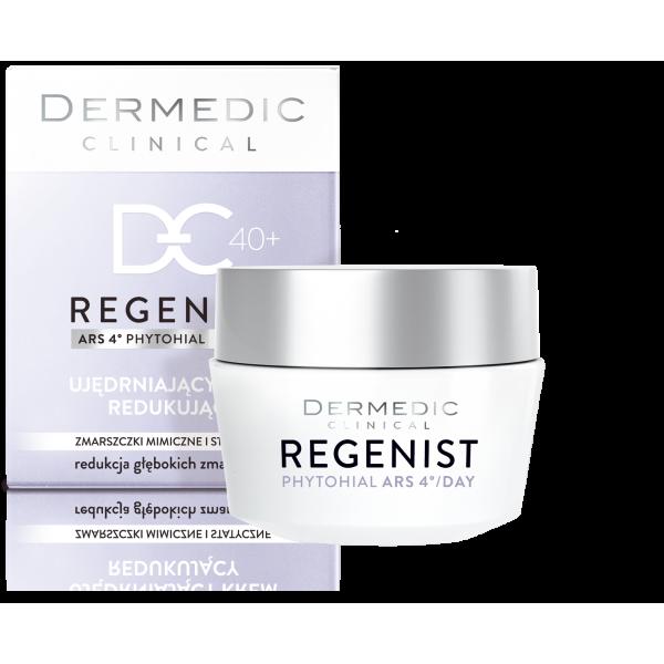 REGENIST ARS 4 PHYTOHIAL Firming Day Cream Reducing Wrinkles